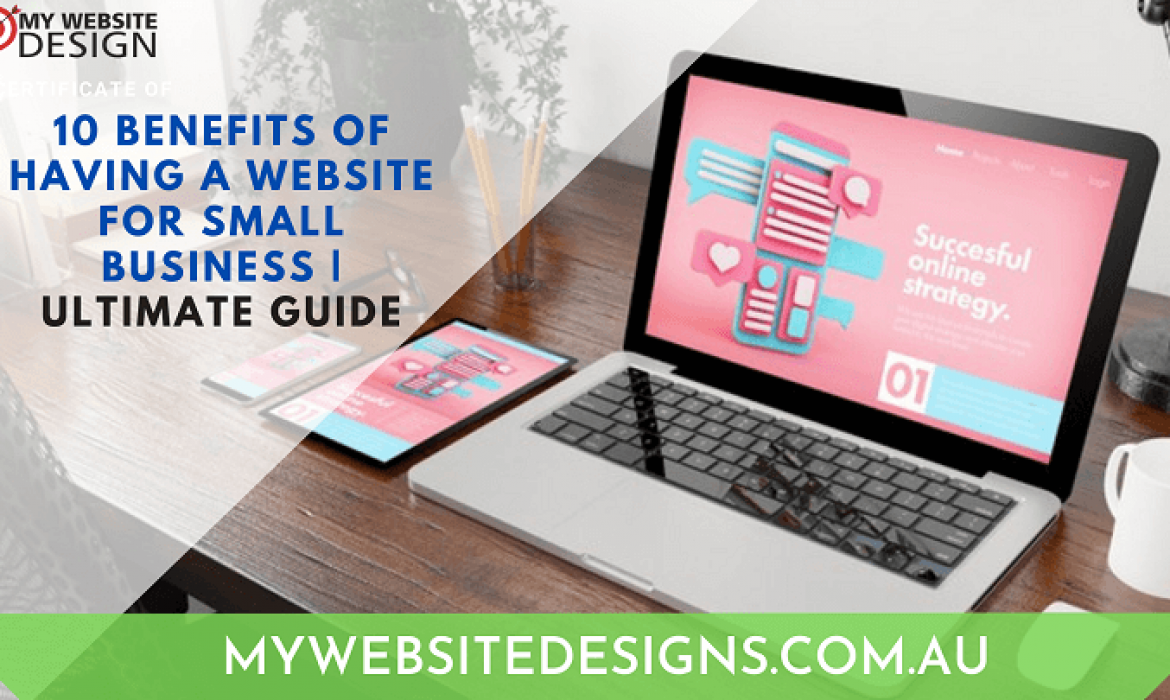 benefits of having small business website